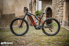 E-Trailbike für die schnelle Runde