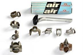 Selten: Als der Air-Rohrsatz produziert wurde, war Aero noch nicht Everything