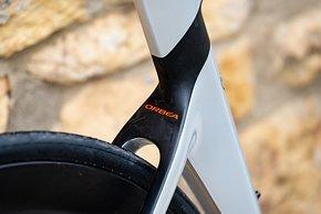 Das Sitzrohr hat jetzt ein Kammtail-Profil