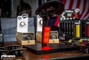 Die Knog Cobber-Leuchte soll optimale Sichtbarkeit im Straßenverkehr gewährleisten