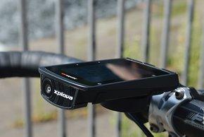 Der neue X5 Evo hat eine HD Actioncam, die auch als Dashcam einsetzbar ist