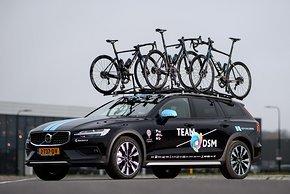 Die sportlichen Leiter fahren nun Volvo statt Skoda