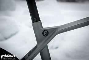 Ein starkes Sloping wie beim Silex kennt man ebenfalls mehr von Mountainbikes als von Gravelbikes oder Straßenrädern