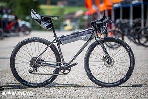 Das Rondo Bogan ST ist der neue Bikepacking Bolide im Modellprogramm