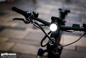 Ohne Licht kein S-Pedelec