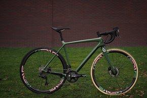 Scott Speedster mit Enve-Laufrädern