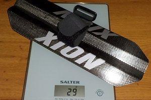 Xion Carbon Schutzblech