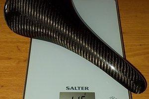 Selfmade Carbon Ti Sattel