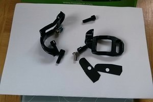 Tech Shifter Clamp HBSP263N