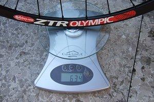N80 ZTR Olympic CX Ray VR