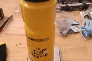 Tour de France 2017 Wasserflasche