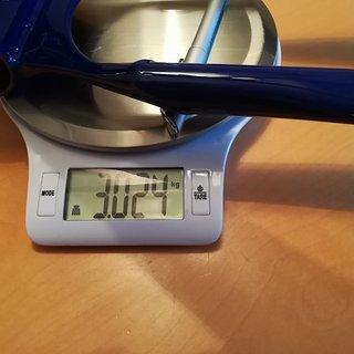 Gewicht Production Privee Hardtail Shan GT L