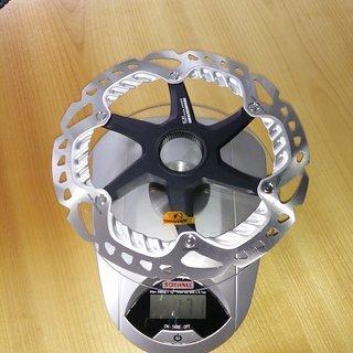 Gewicht Shimano Bremsscheibe SM-RT99 203