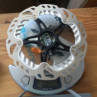 Gewicht Shimano Bremsscheibe SM-RT99 180