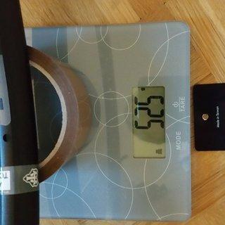 """Gewicht WTB Felge ASYM i29 TCS (ungelöst) 27.5"""""""