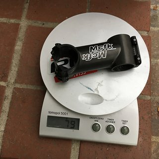 Gewicht Mcfk Vorbau Vorbau UD 31,8 x 80 mm | 6°