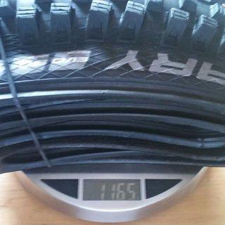 Gewicht Schwalbe Reifen Magic Mary Addix Soft Super Gravity 27,5 x 2,35