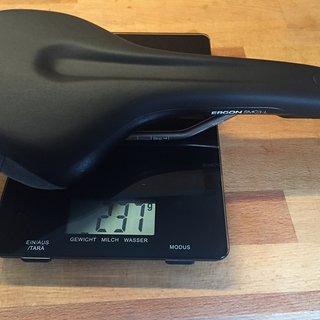 Gewicht Ergon Sattel SMC3-L Pro L