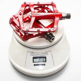 Gewicht Xpedo Pedale (Platform) Spry XMX24MC (Tuned) 106x100x11