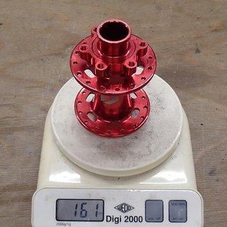 Gewicht Vision Nabe VR Steckachsnabe 20mm, 110mm, 32 Loch
