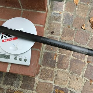 Gewicht Mcfk Sattelstütze Sattelstütze UD 27,2 x 420 mm