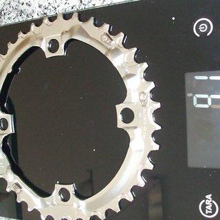 Gewicht Shimano Kettenblatt Deore FC-M532 36Z LK 104