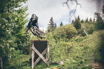 Lac Blanc Enduro Fun #2