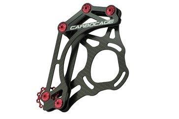 Carbocage 4X Carbon-Kettenführung