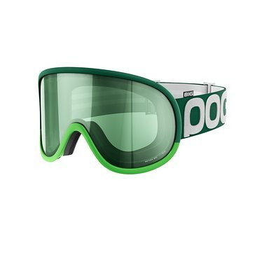 POC Retina BIG Flow Molybdenite Green