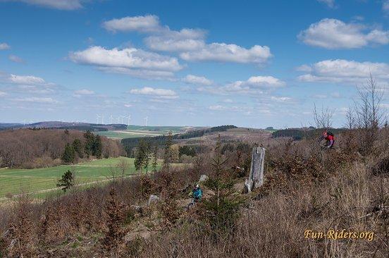 Singletrail - Brilon, Hochsauerlandkreis | Mountainbiketipps & Fotos | Komoot