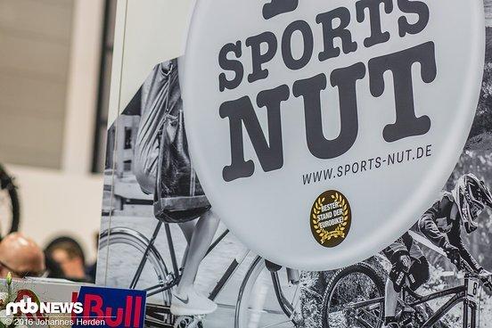 Noch ein Top-Stand - bei Sports Nut gabs nette Leute und ziemlich viele ordentliche Produkte