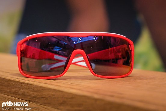 Die Filter (so heißen die Scheiben der Brille) sind auswechselbar, der Nasenbügel ist in mehreren Positionen verstellbar
