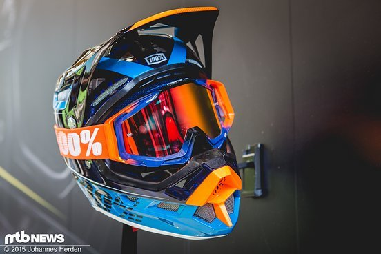100% Eurobike 2016-17