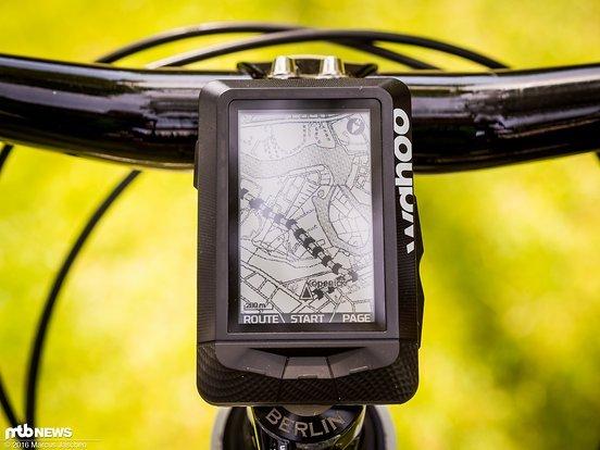 Navigationsansicht