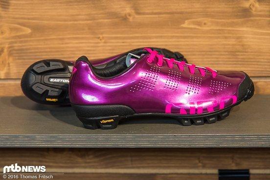 Für Klickpedalfahrer gibt es für den XC- und Trail-Einsatz neue Schuhe mit Schnürung...