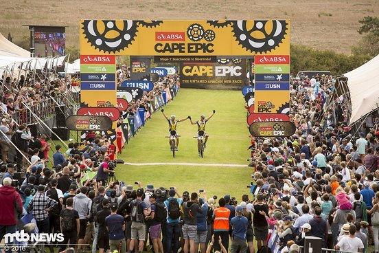 Party in Südafrika! Wer gewinnt die 14. Auflage des Cape Epics?