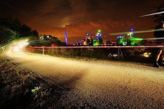 Monte Schlacko bei Nacht.