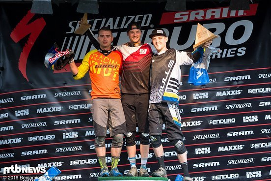 Podium SSES Elite Men
