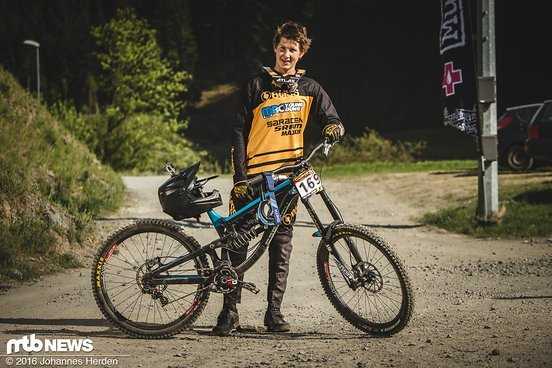 Till Ulmschneider konnte letztes Jahr bereits starke Ergebnisse im Weltcup einfahren