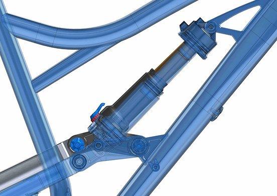 Um 15 mm fährt der Bionicon-Adapter aus