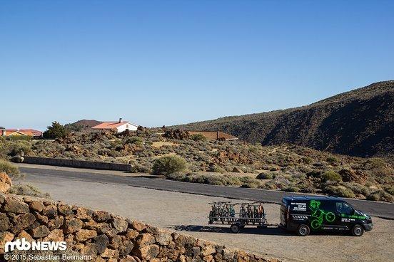 ... also machen wir uns auf den Weg nach El Hierro