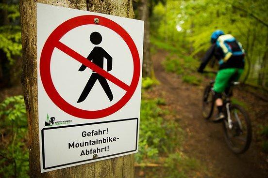 Ob es dieses Zeichen in Zukunft öfters in unseren Wäldern zu sehen gibt? Freiburg geht auf jeden Fall mit kleinen und doch unfassbar großen Schritten in die richtige Richtung