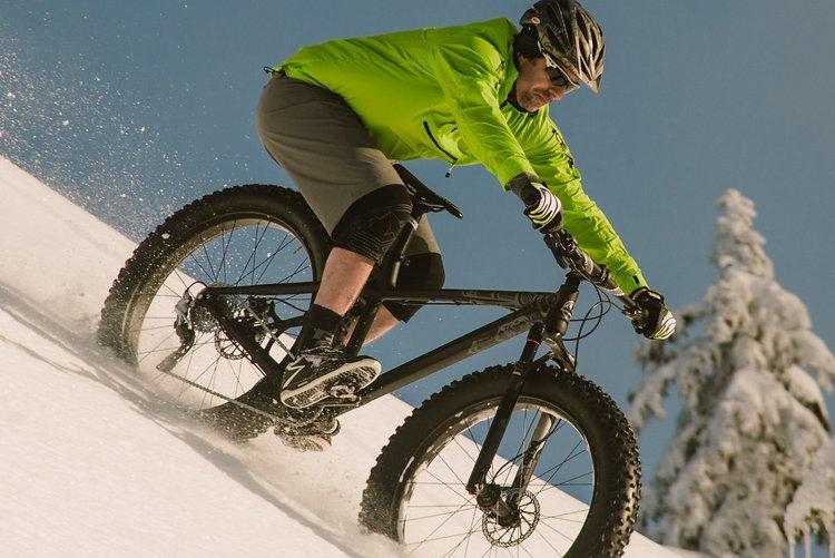 ... hat mächtig Spaß im Schnee