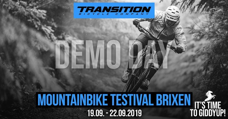 Transition Bikes @Mountainbike Testival Brixen