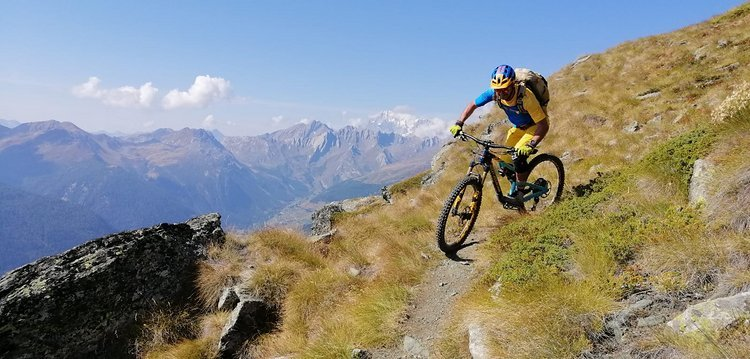 Trailrock Trailcamp Davos/Klosters