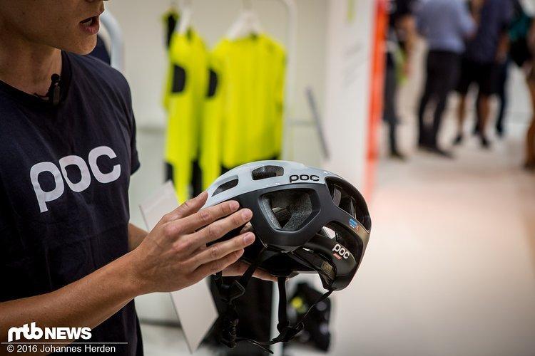 Björn stellt den neuen Octal-X XC-Helm vor