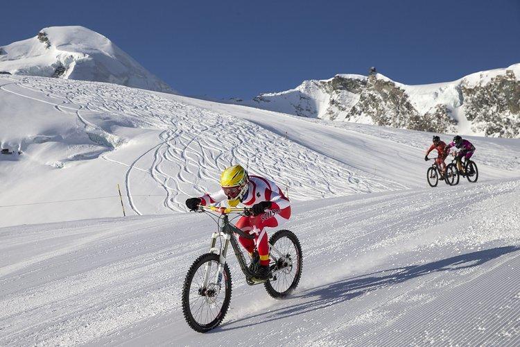 Glacier Bike Downhill 2020