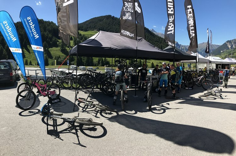 ALUTECH-Cycles @ Bikefestival Riva