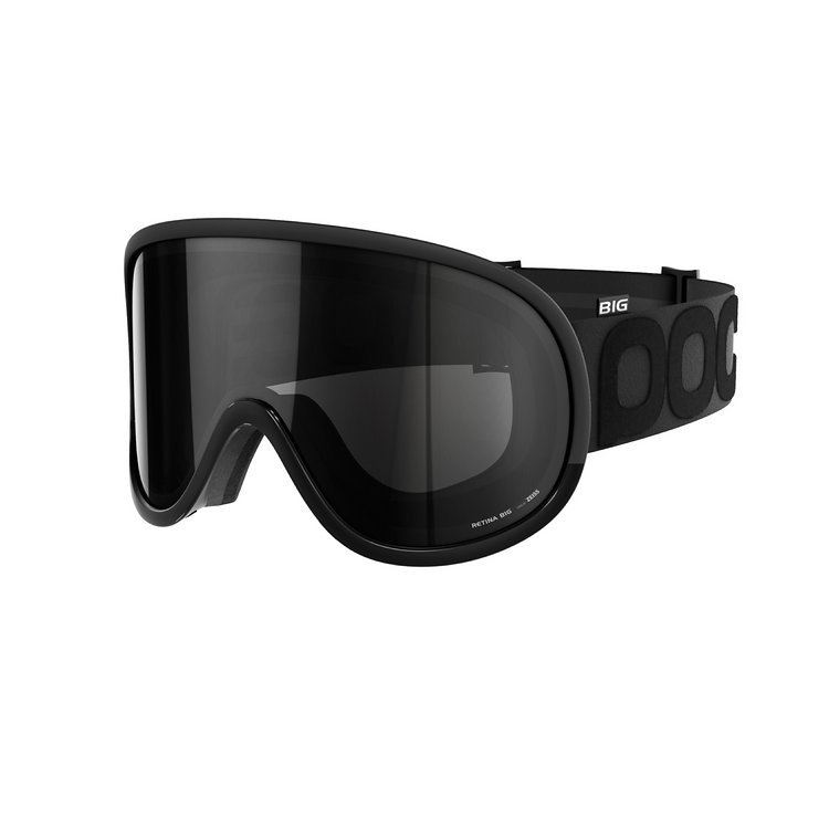 POC Retina BIG Flow Uranium Black