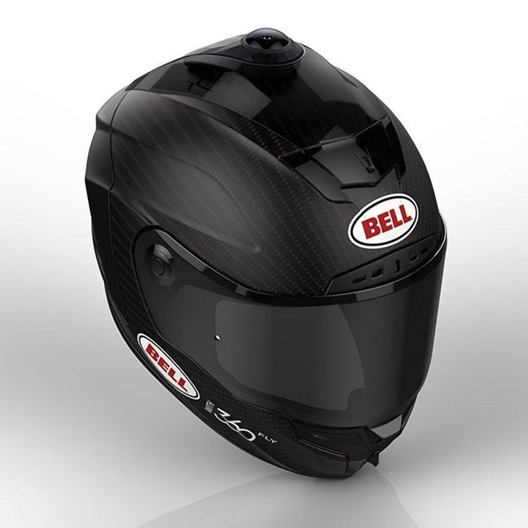 Der Bell Star Carbon für den Motorsport-Bereich
